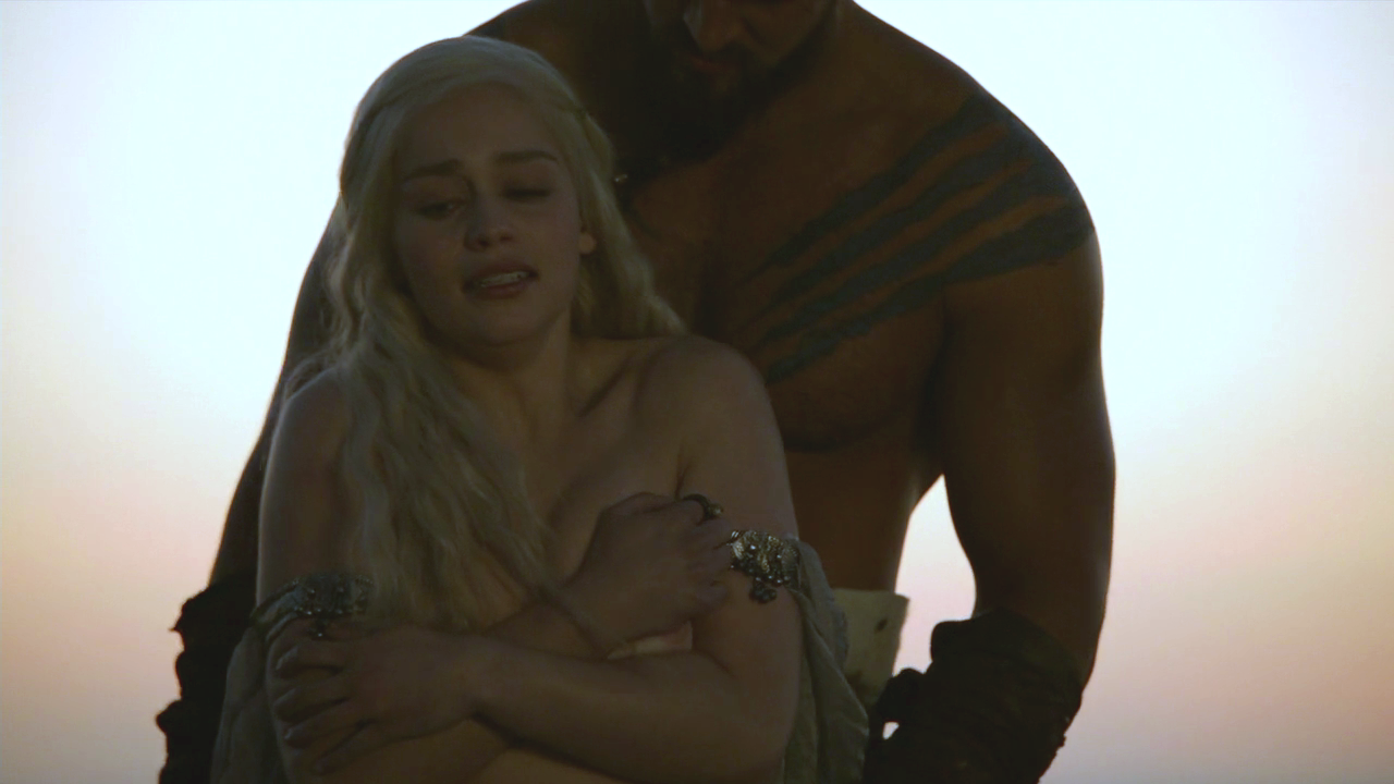 Daenerys targaryen and khal drogo wallpaper daenerys targaryen wedding - Not Romance Guys