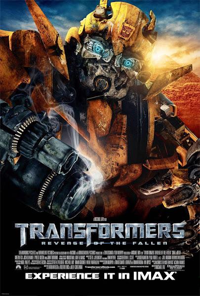 Poster Of Transformers Revenge Of The Fallen 2009 720p Hindi BRRip Dual Audio