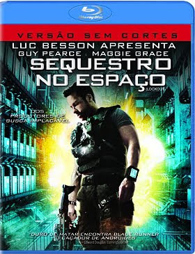 Filme Poster Sequestro no Espaço BDRip XviD Dual Audio & RMVB Dublado