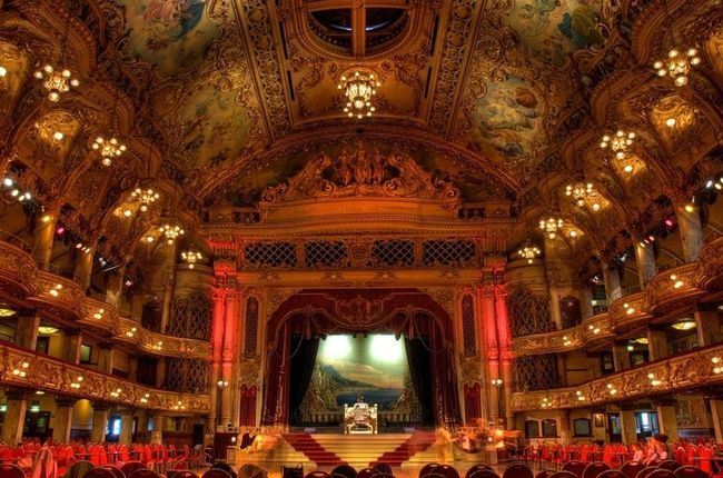 blackpool tower ballroom wallpapers - photo #15