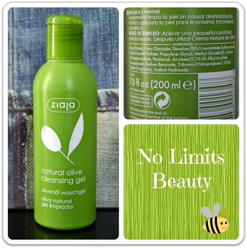 Ziaja Natural Olive Cleansing Gel