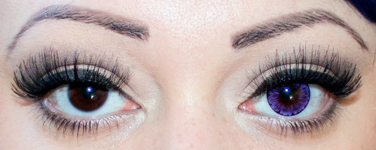 Natural Colored Contacts Review