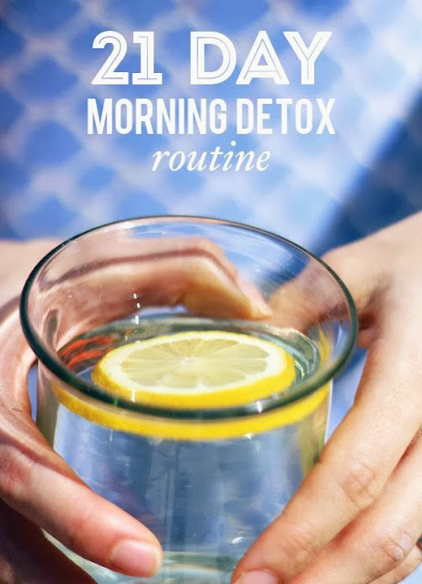 http://ourlittlegreendot.com/natural-beauty-morning-detox-routine/