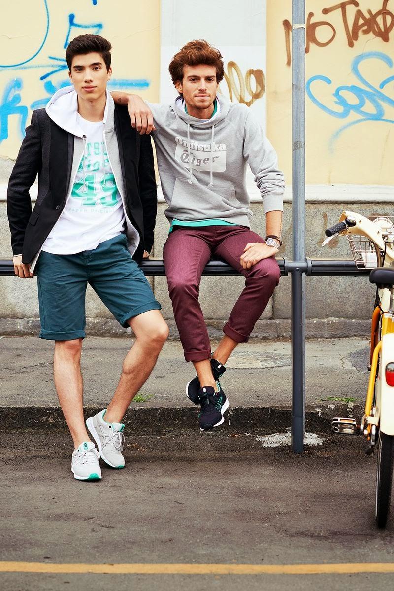 Onitsuka Tiger, calzado, sportwear, zapatillas, runner, running,
