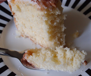 The Caked Crusader Macmillan Cancer Support Coconut Cake