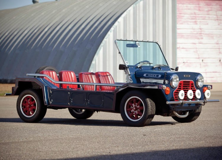 Mini Moke - World Of Classic Cars - Rank 157 & World Of Classic Cars: Mini Moke - World Of Classic Cars - Rank 157