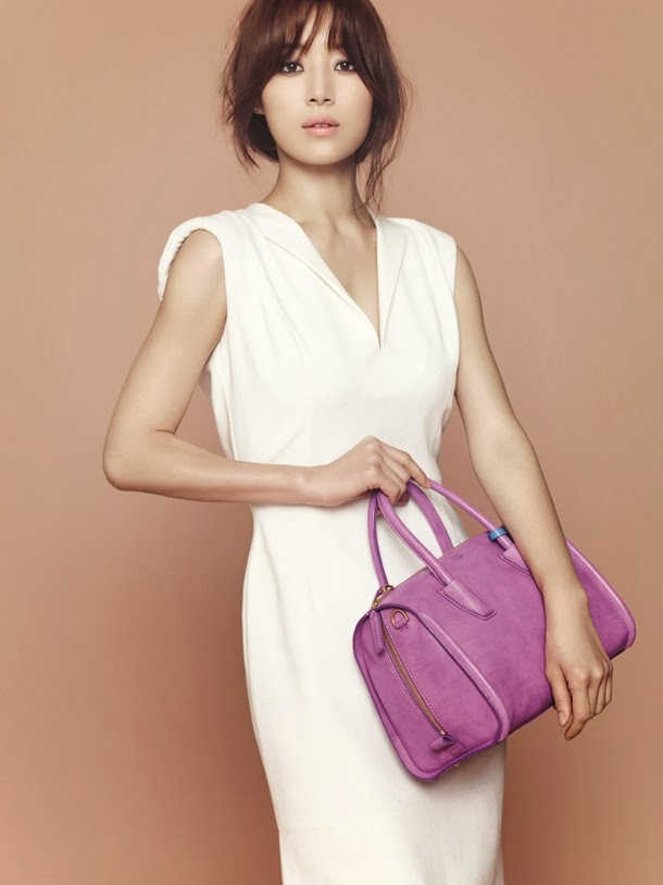 Han Ji Hye - MCM Spring 2014