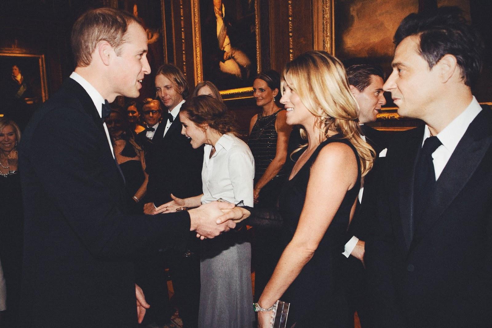 Jamie Hince in Alexander McQueen - The Royal Marsden Celebrated in Windsor