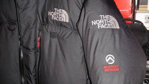 abrigos north face replicas