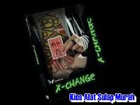 alat sulap,x-change,sansminds,toko,kios,murah