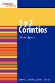 1 Y 2 CORINTIOS - EFRAÍN AGOSTO