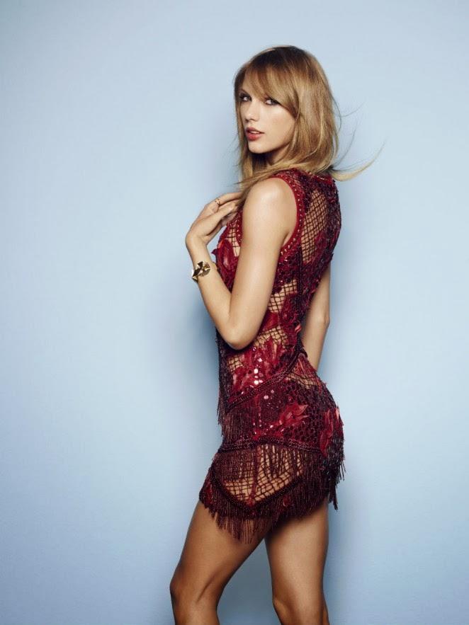 Taylor Swift: Cosmopolitan UK 2014