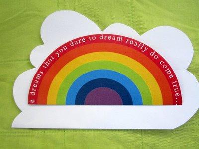 The rainbow party invitations I didnt buy Maxabella Loves