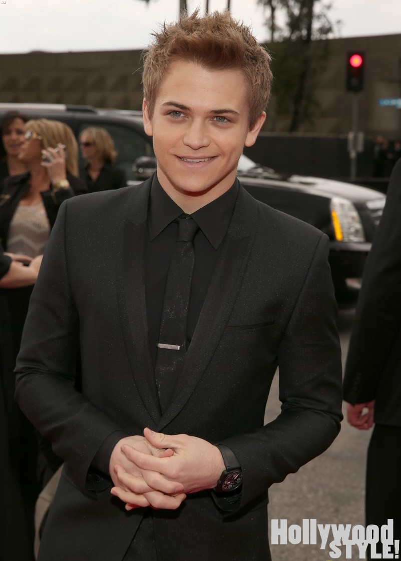 Hunter Hayes: Grammy Awards 2013 Alfombra Roja