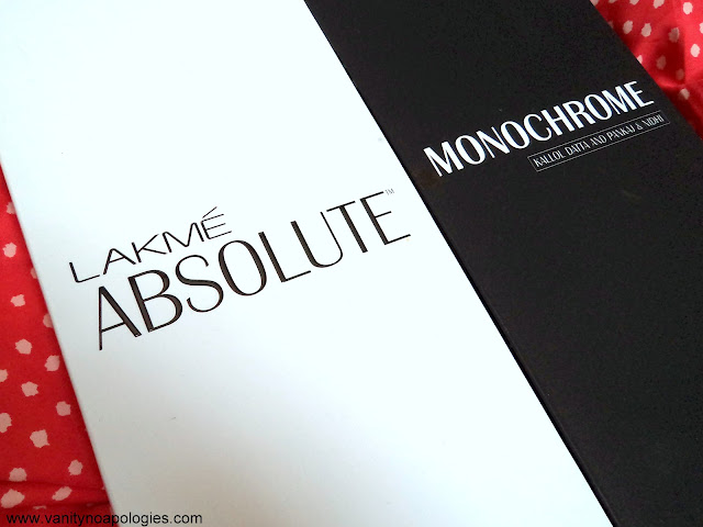 lakme absolute monochrome