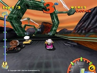 Free Download Game Toon Car ...