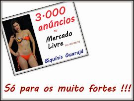 ESTAMOS NO MERCADO LIVRE COM 2.000 ANÚNCIOS