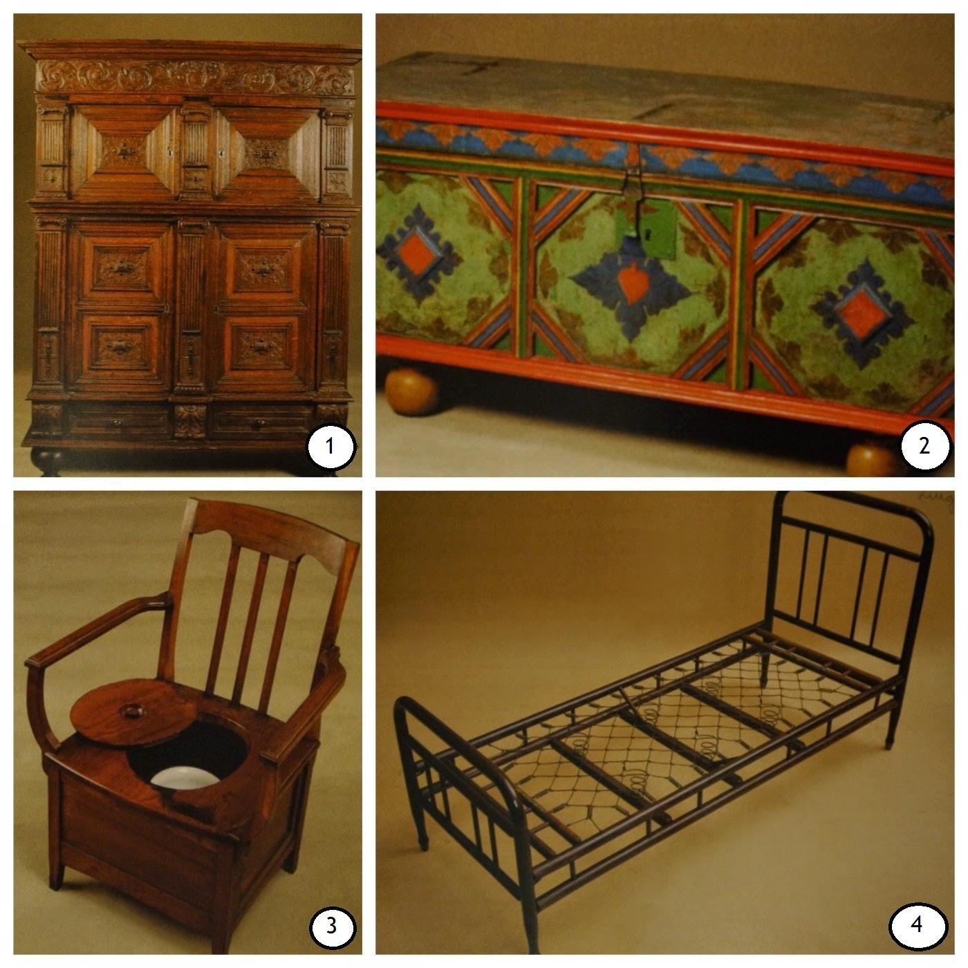 mobiliário do catálogo do Museu da Casa Brasileira