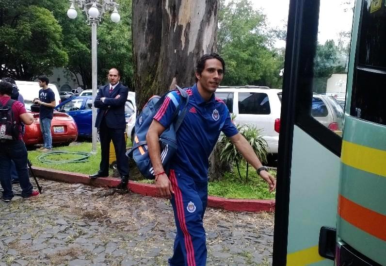 El Rebaño Sagrado viajó a Torreón para medirse al Santos por los cuartos de final de la Copa MX.