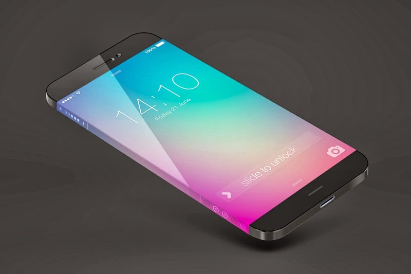 The apple iphone 6 is actually starting to get shape. Create that two designs