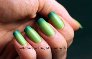 Island Girl - Colour Change Polish