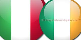 Prediksi Skor Italia vs Irlandia | Jadwal Euro Cup Selasa 19 Juni 2012