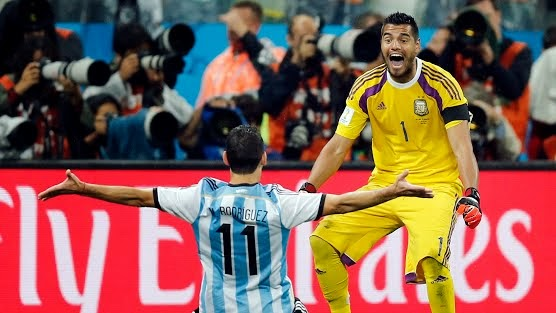 Highlight Argentina vs Belanda
