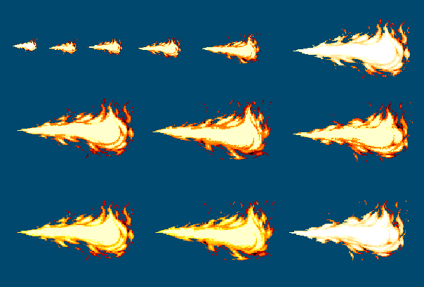 Sprite Fx Sprite Fires