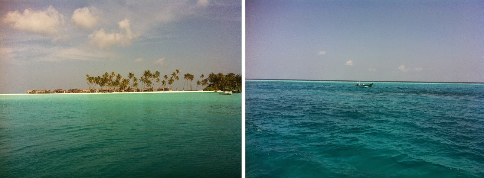 living in Maldives
