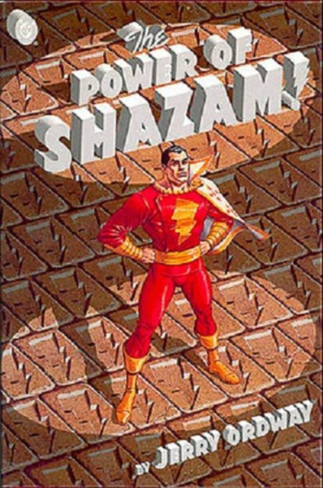 The Power of Shazam - Jerry Ordway