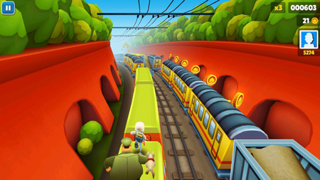 Descargar Subway Surf Para Pc Windows Full | Autos Weblog