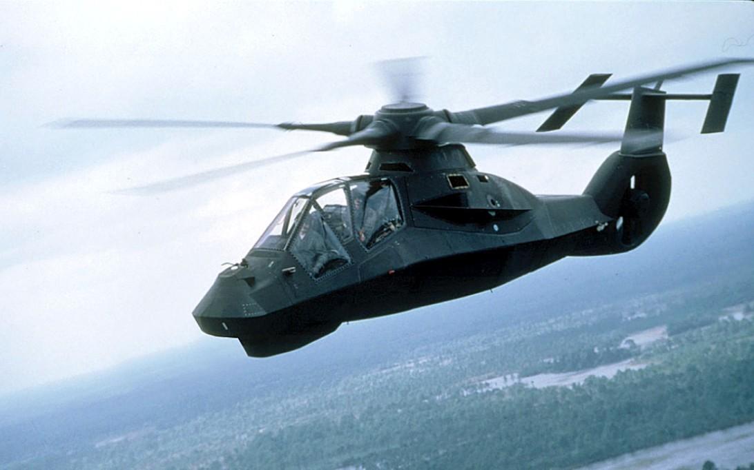 Helikopter siluman RAH-66 Comanche (Wallpaper 2)