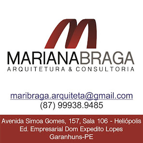 MARIANA BRAGA - ARQUITETURA & CONSULTORIA.