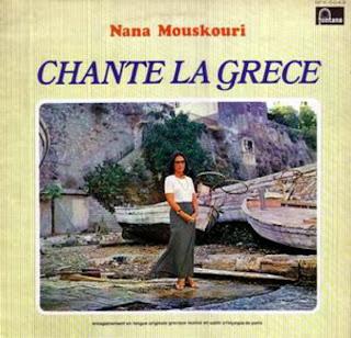 Nana Mouskouri – Chante la Grece