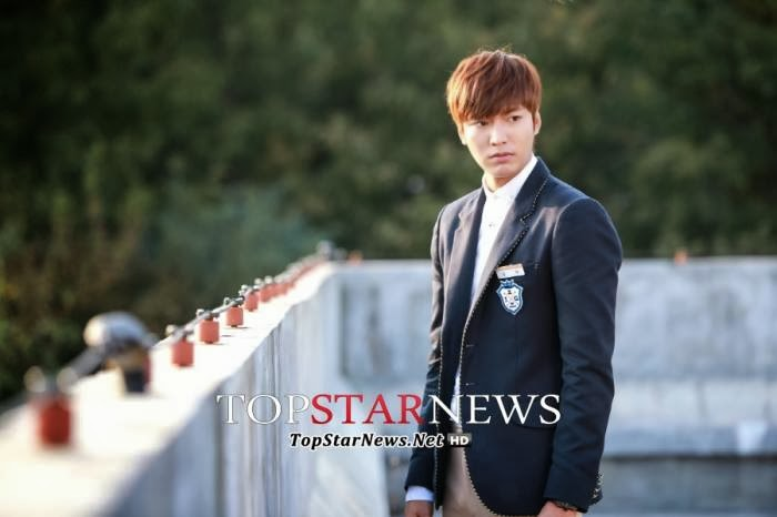 lee min ho my everything the heirs kiss scene