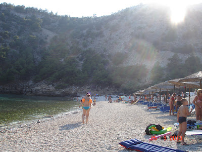 Thassos - Livadi Beach