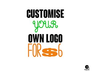 Customise Your Own Logo