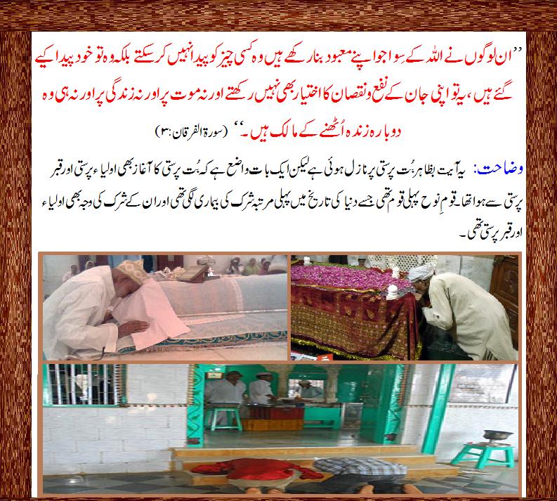 shirk in islam in urdu pdf