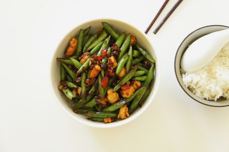 ... Green Beans With Shrimp recipe, perfect served with steamed rice