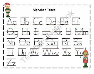 november 2013 preschool printables