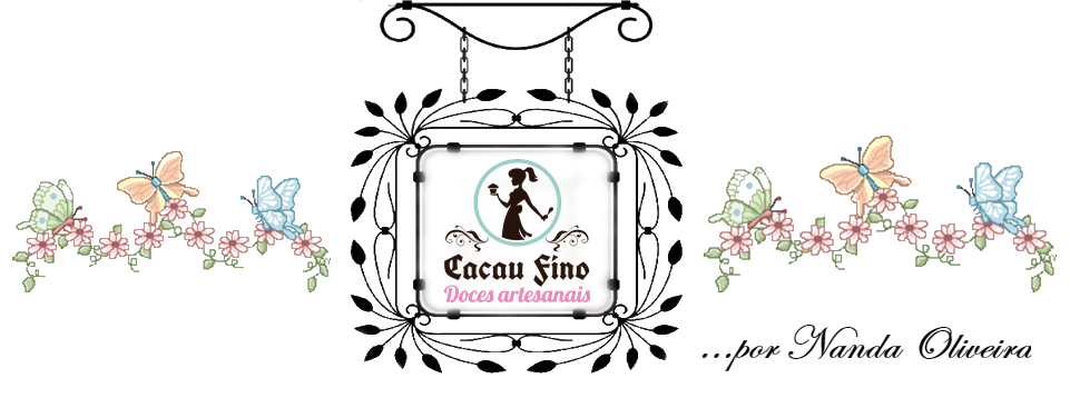 ♡ Cacau Fino ♡ - Doces artesanais-Joinville;SC