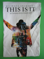 Michael Jackson Limited Edition This is It T-shirt