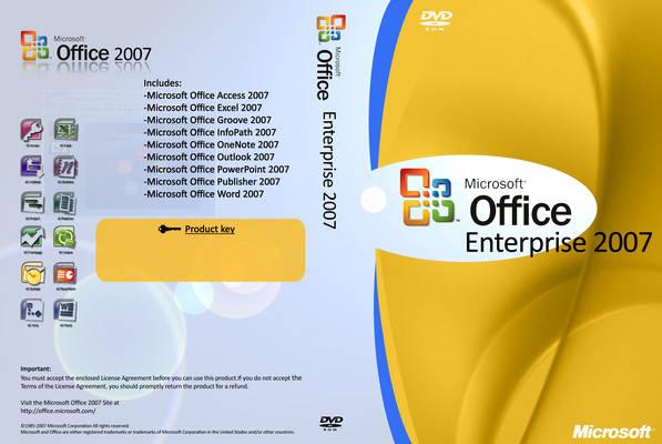 microsoft office enterprise 2007 serial number