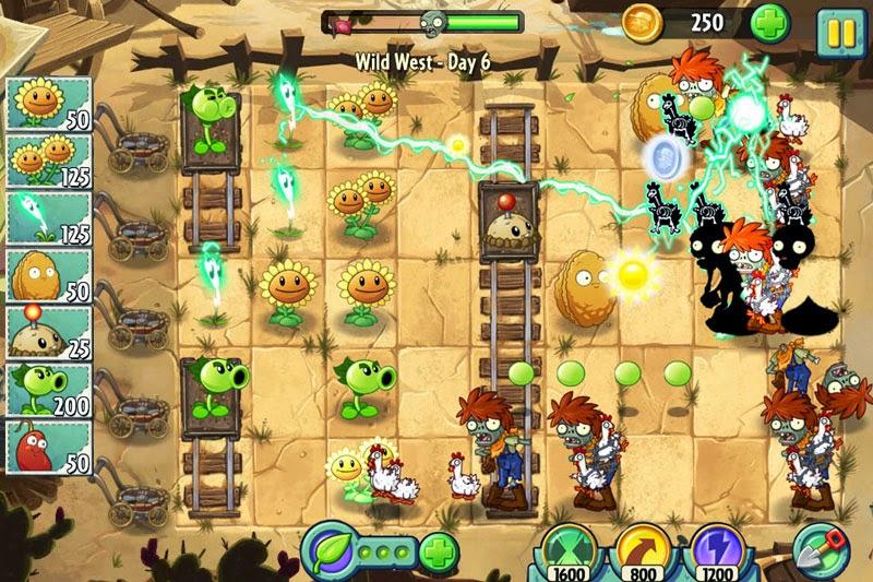 Plants Vs Zombies 2, con nuevos personajes