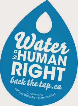 Water can have a price as long as people are not excluded, responded de Albuquerque, and drew parallels with other human rights. There is a right to food, for .