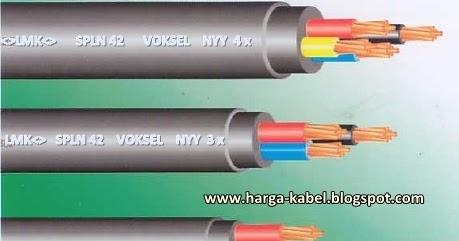 Kabel Nyy 3 X 1 5 Mm2 Kabel Listrik Telekomunikasi Dan