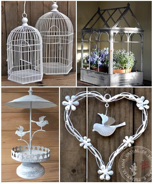 Dep sito santa mariah lindos objetos r sticos - Objetos decorativos para salon ...