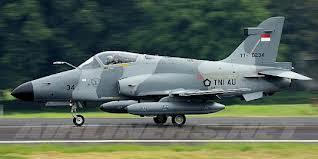 Pesawat Hawk 200 jatuh di Riau pilot selamat