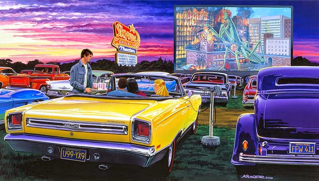 paisajes-americanos-con-carros-pintados-al-oleo