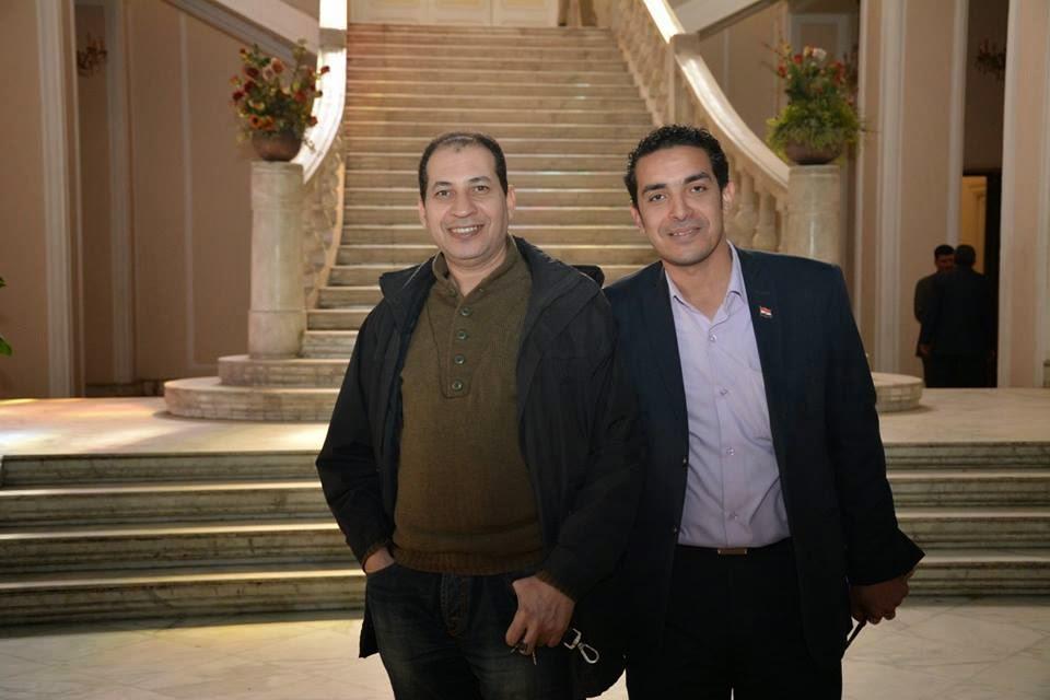 عمر ترك, دكتور محمود أبو النصر وزير التربية و التعليم, المتحدث الرسمى لوزارة التربية والتعليم,Omar Turky